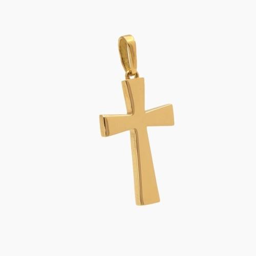 Cruz latina lisa