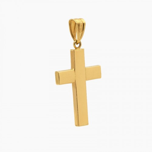 Cruz latina ancha