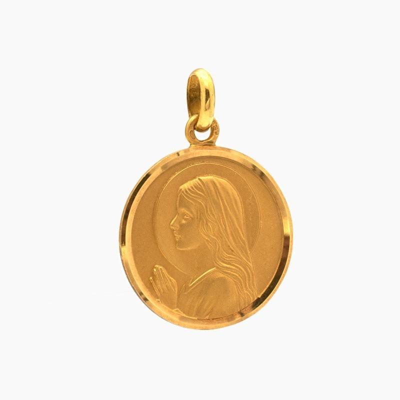 Medalla sencilla