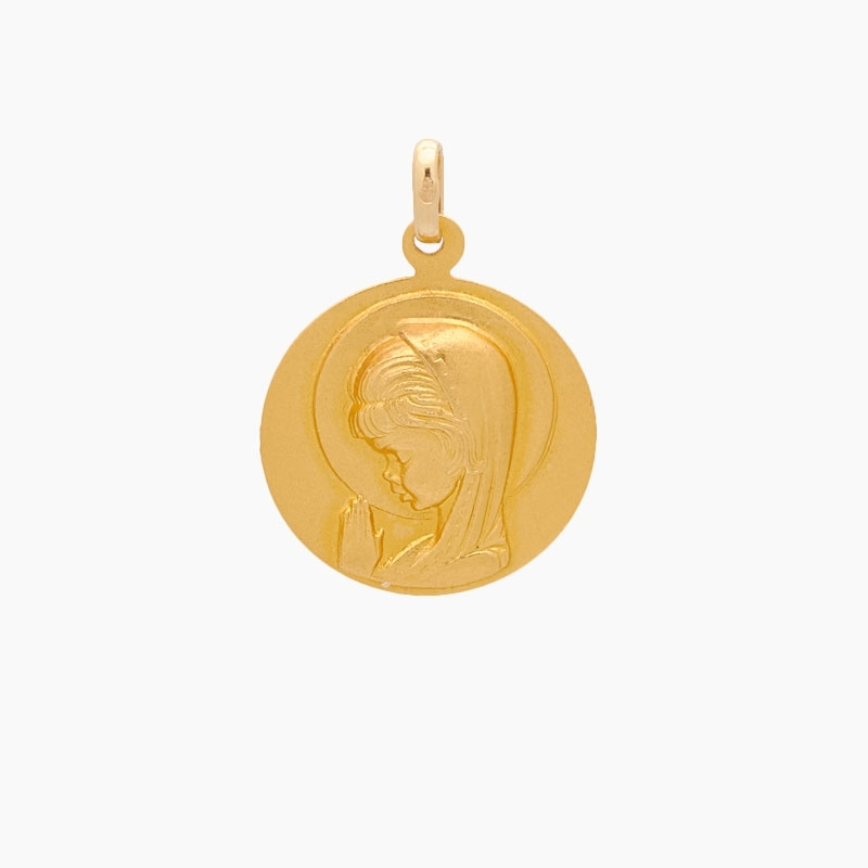 Medalla de la Virgen Niña...