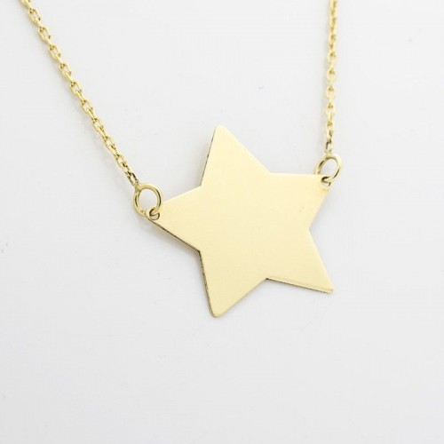 "Colgante ""Estrella"""