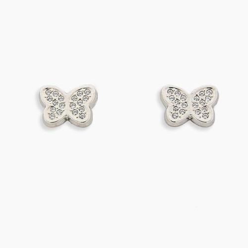 Pendientes en forma de mariposa