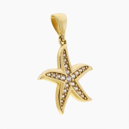 Colgante estrella de mar